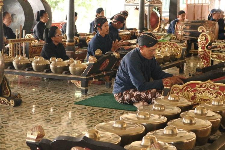 Traditional Gamelan Performance